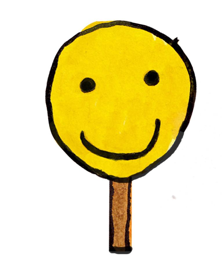 """Happy"" = Numb"